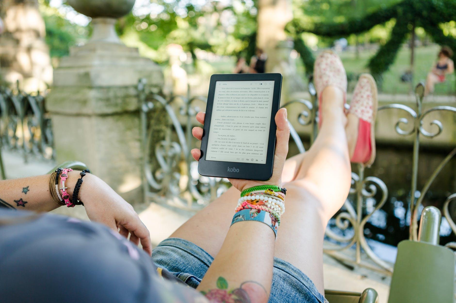 Slik leser du e-bøker på PC, nettbrett og telefon